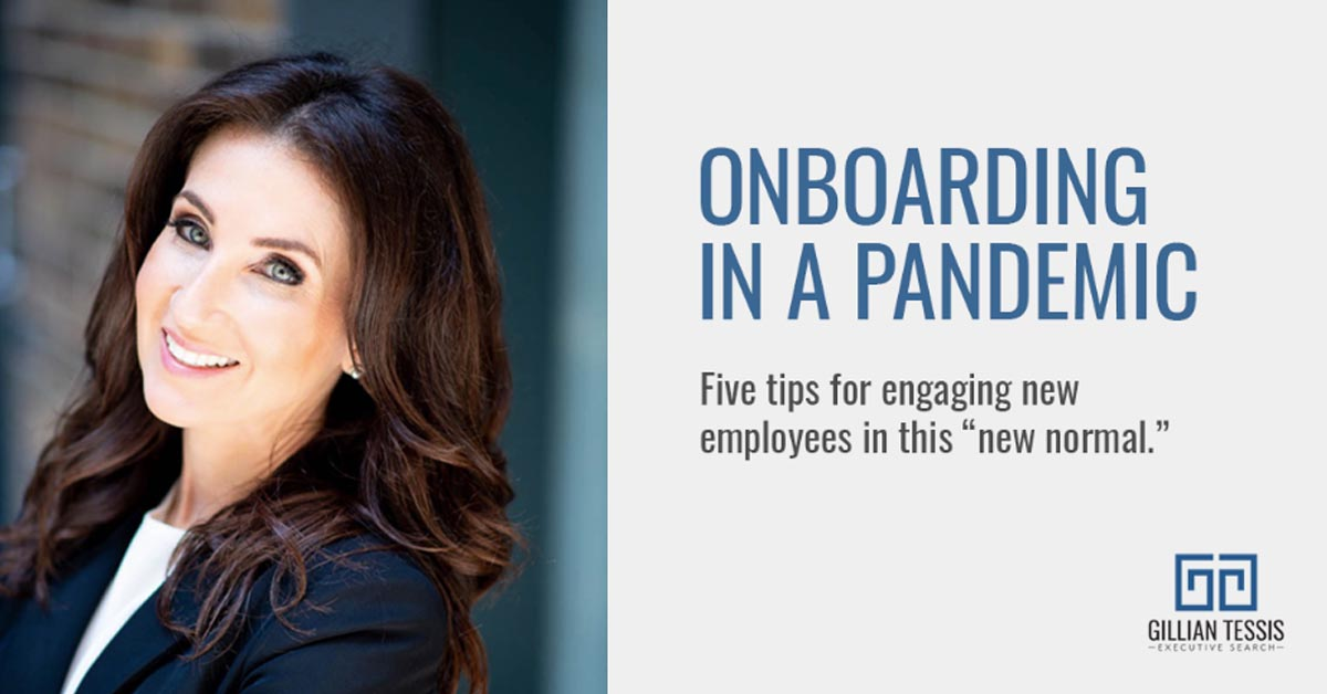 Five tips for engaging new employees